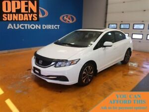 2014 Honda Civic EX SUNROOF! BACK UP CAMERA!