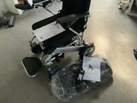 FREEDOM ELECTRIC MOBILITY CHAIR
