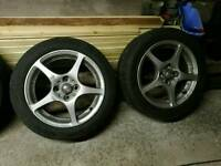 MR2 Roadster Alloy Wheels