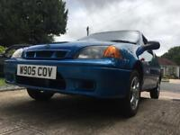 Suzuki Swift - RECENTLY SERVICED 4new tyres