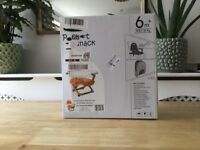Chicco pocket snack booster chair bnib