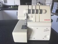 Singer Overlocker Sewing Machine