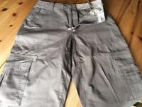 M&S men's long shorts - Brand New
