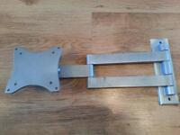 TV Wall Bracket - Extendable 1'