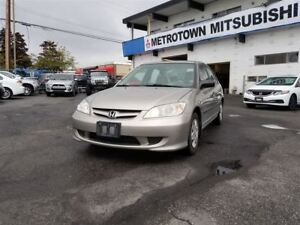 2005 Honda Civic SE; Local vehicle!