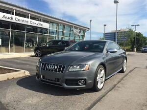 2012 Audi S5 4.2 Metall Tip qtro Cpe /Audi Certified