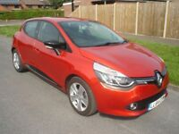 VERY LOW MILEAGE 2014 RENAULT CLIO TCE