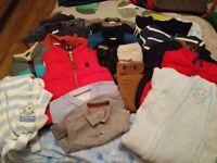 20 Piece Baby Boy Clothing Bundle 6-9 Month
