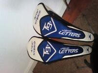 John Letters T9+ golf clubs