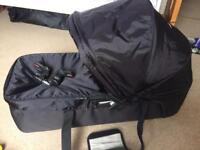 Baby jogger City Mini Compact Carrycot *perfect condition*