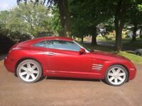 Chrysler Crossfire 3.2 Manual, Petrol. 2006, Very Low Mileage