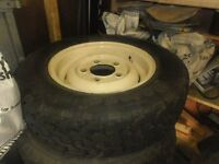 land rover defender tyres and wheels