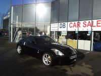 2005 55 NISSAN 350 Z 3.5 V6 3D 277 BHP **** GUARANTEED FINANCE *** PART EX WELCOME