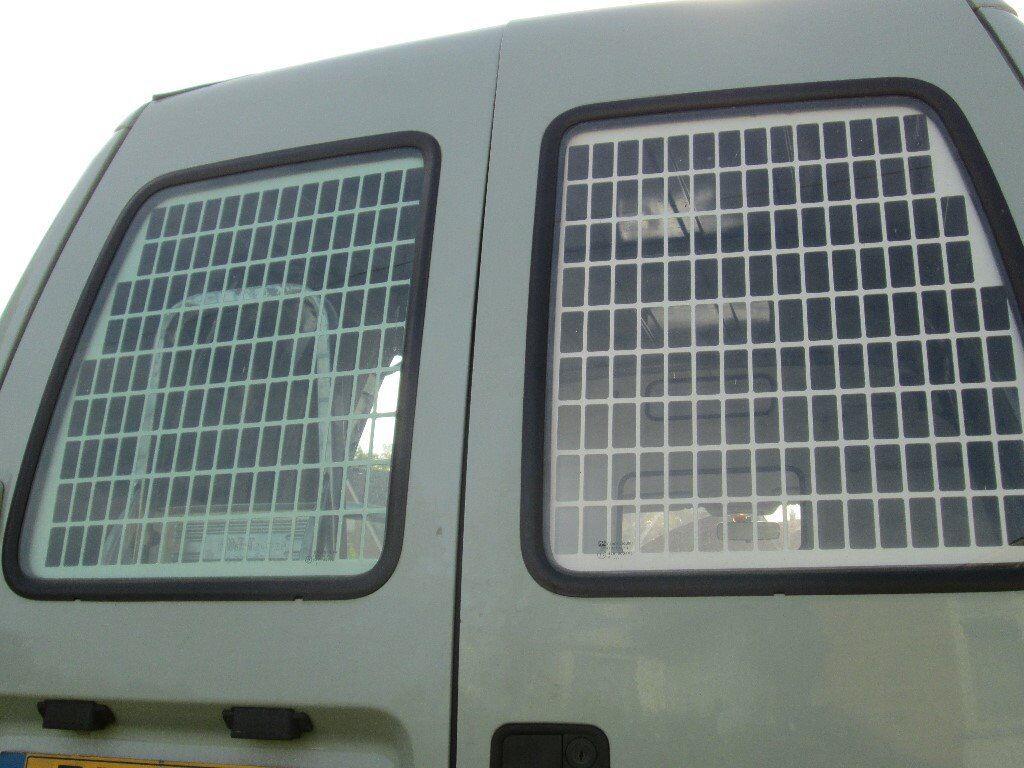 Peugeot Expert rear window guards