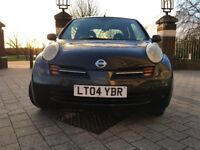 NISSAN MICRA 1.2 AUTOMATIC LOWEST INSURANCE!