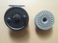 Leeda Dragonfly Concept 395 Disc-Drag Reel and spare spool and lines