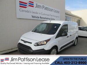 2014 Ford Transit Connect 2.5L Cargo Van w/ Dual Doors & Shelvin