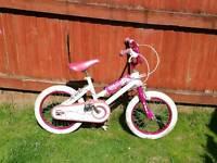 "Unicorn bike 18"" bike"