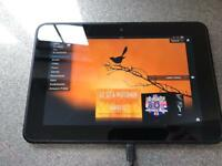 "Kindle fire 10.2"" great condition"