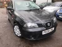 08 plate - seat Ibiza - 1.4 petrol - 3 door - 11 months mot
