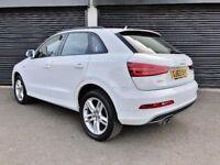 2013 AUDI Q3 2.0 TDI 140 S LINE NOT Q5 AUDI A3 A4 A5 A6 BMW X1 X3 X5 KUGA VW TIGUAN GOLF CR-V LEON