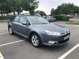 CITROEN C5 2.0 HDI VTR PLUS NAV 160 TOURER
