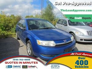 2004 Saturn Ion 2 Midlevel | FRESH TRADE | CRETIFIED | ETESTED
