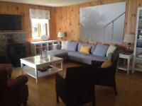 Mactaquac Waterfront Rental