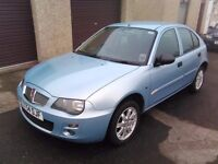 2004 Rover 25 1.4i 1 years mot immaculate condition only done 64000mls