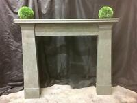 Period Marble Fireplace Surround