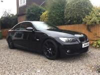 Bmw 320i 3 series m sport highline coupe