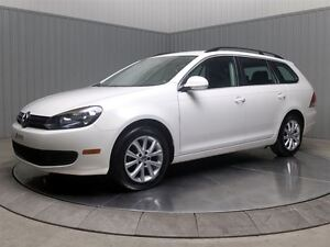 2013 Volkswagen Golf FAMILIALE A/C MAGS