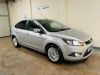 Ford Focus titanium 1.6 in excellent condition full service history long mot June 22