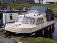 5.8mtr Canal Boat - Good Condition