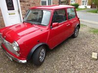 MINIMAYFAIR1992 11MONTHS MOT NEED TO SELL NEED PRACTICAL FAMILY CAR