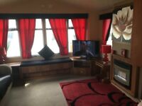 8 berth caravan to let seton sands port seton double glazing central heating close to all amenities