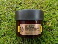 The Body Shop: Brazilian Cupuacu Scrub-In-Oil Nourishing Body Scrub 350g Spa Of The World