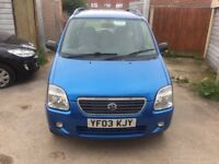 SUZUKI WAGON R+ S-LIMITED AUTO MOT UNTIL FEB 2019
