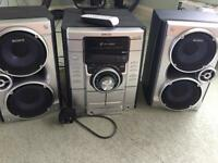 Sony MHC-RG270 Mini System.