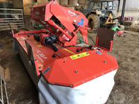 Kuhn Front conditioning mower
