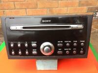 Ford Mondeo Sony 6 Stack CD Player / Changer CD132 CDX-FC132