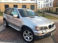 BMW X5 3.0 D M SPORT FSH LOW MILEAGE 92K PRIVATE PLATE PX WELCOME