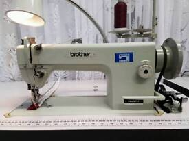 Brother DB2-B727 Industrial Walking Foot Leather Upholstery Sewing Machine