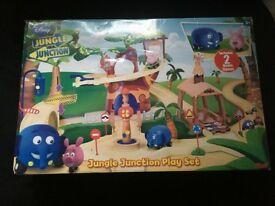 Jungle Junction Playset - new, in box, never opened - Lot 2