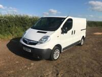 vauxhall vivaro sportive 2011 2.0dci 6 speed tax and mot low miles full history