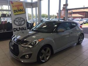 2014 Hyundai Veloster TURBO+8 MAGS+GPS+TOIT OUVRANT