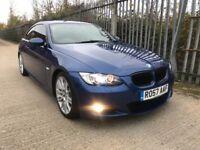 BMW 3 Series 2.0 320d M Sport 2dr * XENON LIGHTS * BIG SPEC * DRIVES LIKE A DREAM !