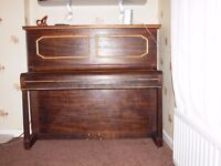 Unique, beautiful little piano. Move from own home forces reluctant sale