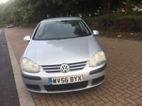 2006 56 VOLKSWAGEN GOLF 1.9 TDI SE AUTOMATIC DSG 1 OWNER FROM NEW WITH FULL SERVICE HISTORY