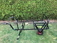 Carp fishing barrow/trolley